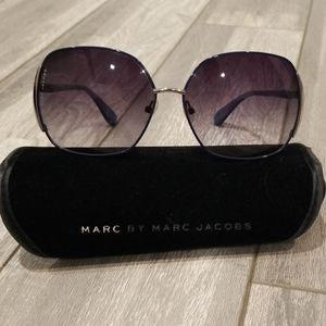 Marc by Marc Jacobs Blue Frame Sunglasses